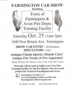 Car Show Oct 25